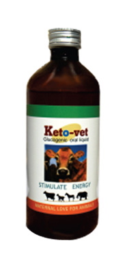 KETO-VET  Glucogenic Oral Liquid