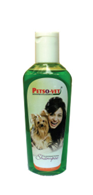 PETSO-VET  Medicated Dog Shampoo